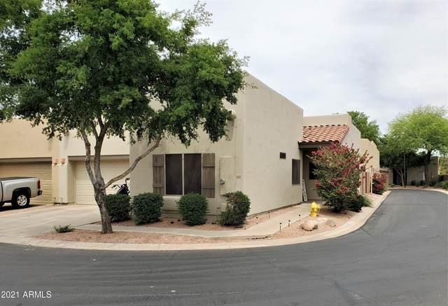 440 S Val Vista Drive #62, Mesa, AZ 85204 (MLS #6248370) :: Yost Realty Group at RE/MAX Casa Grande