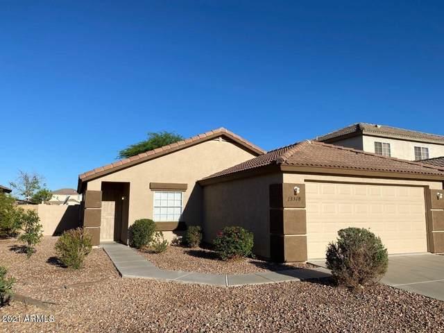 13318 N 124TH Lane, El Mirage, AZ 85335 (MLS #6248371) :: Yost Realty Group at RE/MAX Casa Grande