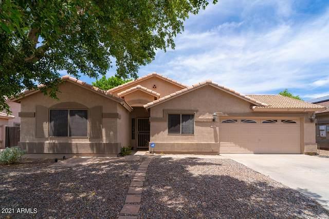 7654 E Caballero Street, Mesa, AZ 85207 (MLS #6248380) :: The Garcia Group