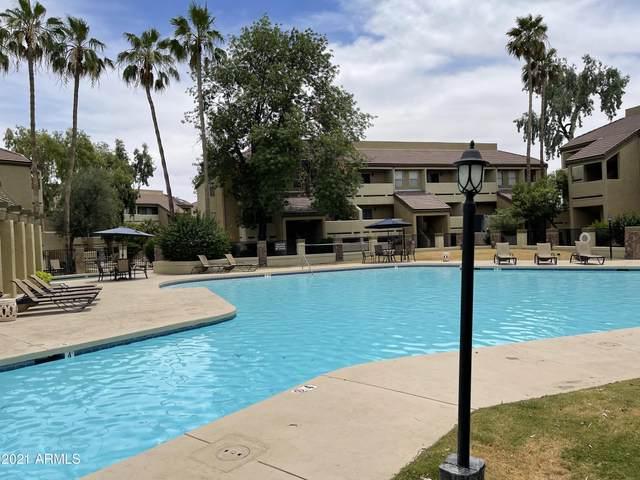 1331 W Baseline Road #309, Mesa, AZ 85202 (MLS #6248387) :: Klaus Team Real Estate Solutions
