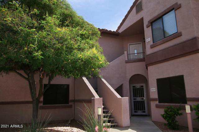9555 E Raintree Drive #2023, Scottsdale, AZ 85260 (MLS #6248392) :: Selling AZ Homes Team