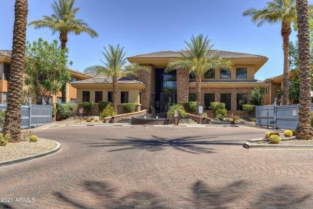 6900 E Princess Drive #1181, Phoenix, AZ 85054 (MLS #6248416) :: Conway Real Estate
