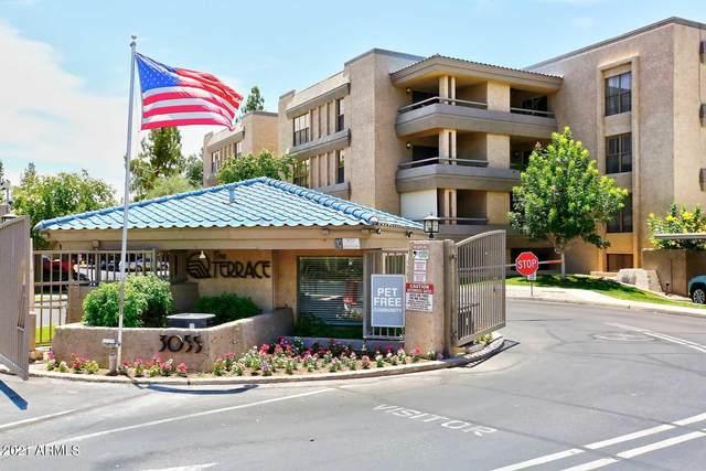 5110 N 31st Way #322, Phoenix, AZ 85016 (MLS #6248437) :: Zolin Group