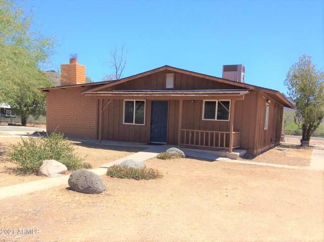33230 S Canyon Road, Black Canyon City, AZ 85324 (MLS #6248441) :: Executive Realty Advisors