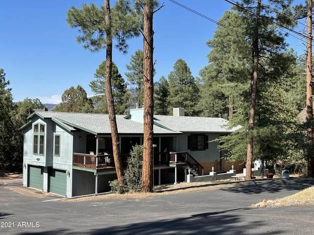 6458 W Marcy Way, Pine, AZ 85544 (MLS #6248451) :: Yost Realty Group at RE/MAX Casa Grande