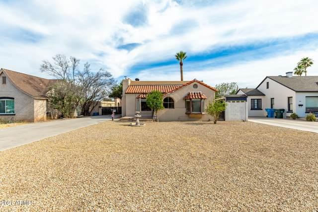 309 W Pierson Street, Phoenix, AZ 85013 (MLS #6248474) :: Yost Realty Group at RE/MAX Casa Grande