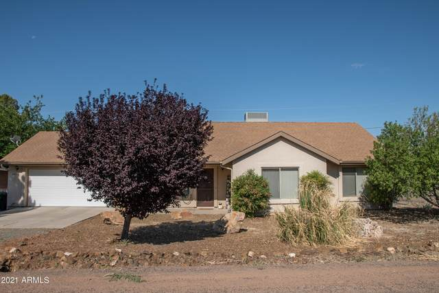 20161 E Mesa Verde Road, Mayer, AZ 86333 (MLS #6248477) :: Power Realty Group Model Home Center