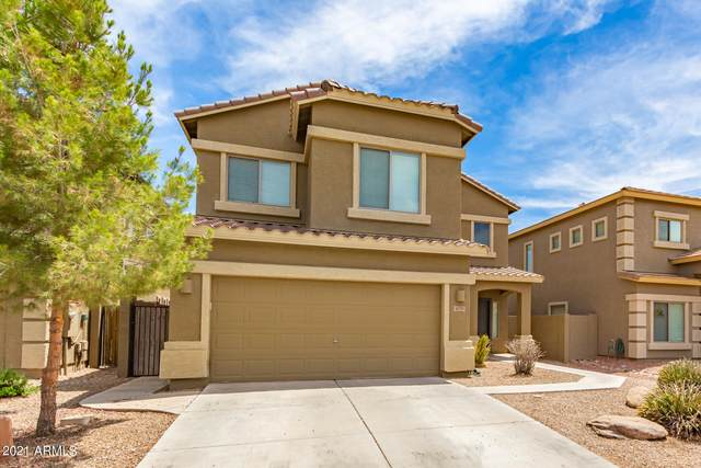 41255 W Granada Drive, Maricopa, AZ 85138 (MLS #6248516) :: Executive Realty Advisors