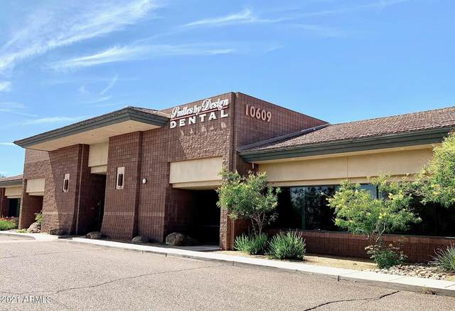 10601 N Frank Lloyd Wright Boulevard, Scottsdale, AZ 85259 (MLS #6248520) :: The Ellens Team