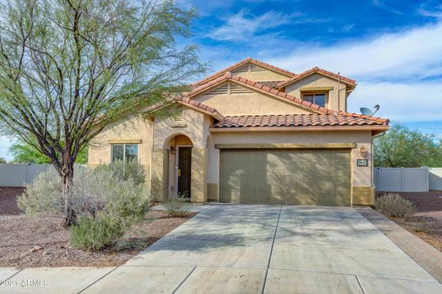 20972 E Frontier Road, Red Rock, AZ 85145 (MLS #6248524) :: Klaus Team Real Estate Solutions