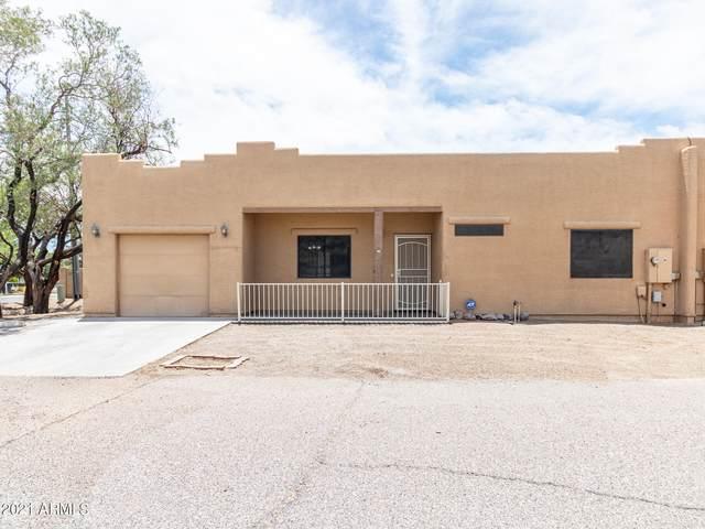 1000 N 8TH Place A, Coolidge, AZ 85128 (MLS #6248531) :: Yost Realty Group at RE/MAX Casa Grande