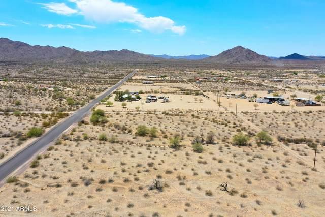 78 W Pampas Grass Road, Maricopa, AZ 85139 (MLS #6248548) :: Executive Realty Advisors