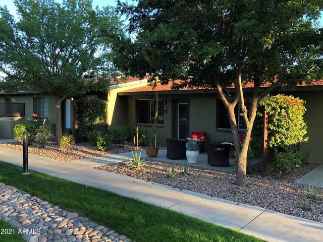 1850 E Maryland Avenue #30, Phoenix, AZ 85016 (MLS #6248557) :: Long Realty West Valley