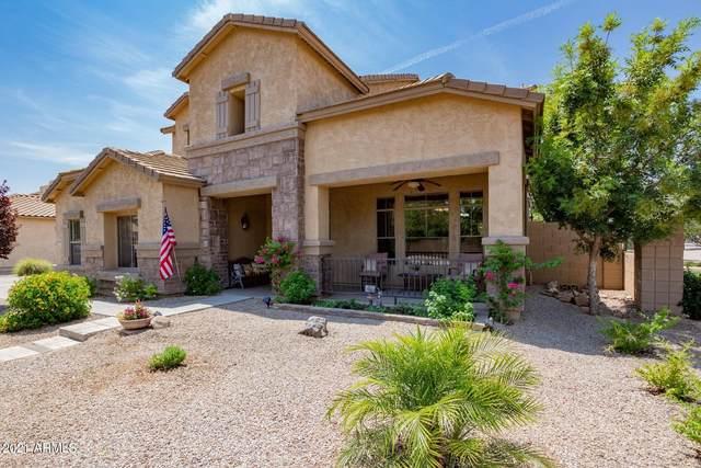 19325 E Mockingbird Drive, Queen Creek, AZ 85142 (MLS #6248587) :: Dave Fernandez Team | HomeSmart