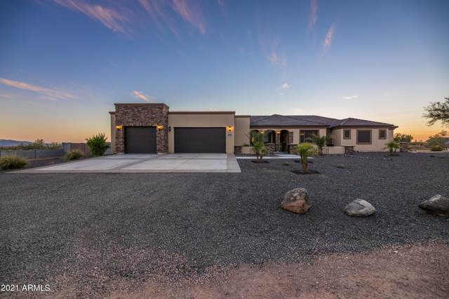 30820 N 167TH Drive, Surprise, AZ 85387 (MLS #6248593) :: Power Realty Group Model Home Center