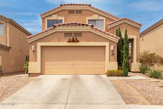 23376 W Cocopah Street, Buckeye, AZ 85326 (MLS #6248597) :: Yost Realty Group at RE/MAX Casa Grande