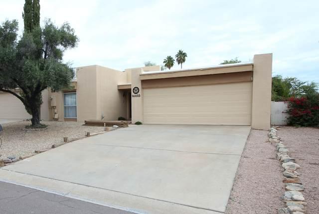 14403 N Yerba Buena Way, Fountain Hills, AZ 85268 (MLS #6248603) :: Conway Real Estate