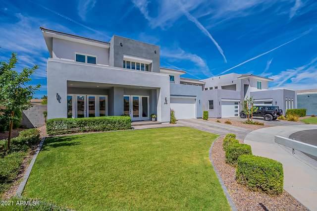 2944 S Sandstone Court, Gilbert, AZ 85295 (MLS #6248605) :: Midland Real Estate Alliance