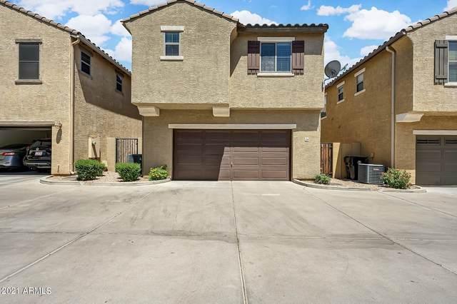 451 S Hawes Road #59, Mesa, AZ 85208 (MLS #6248619) :: The Copa Team | The Maricopa Real Estate Company