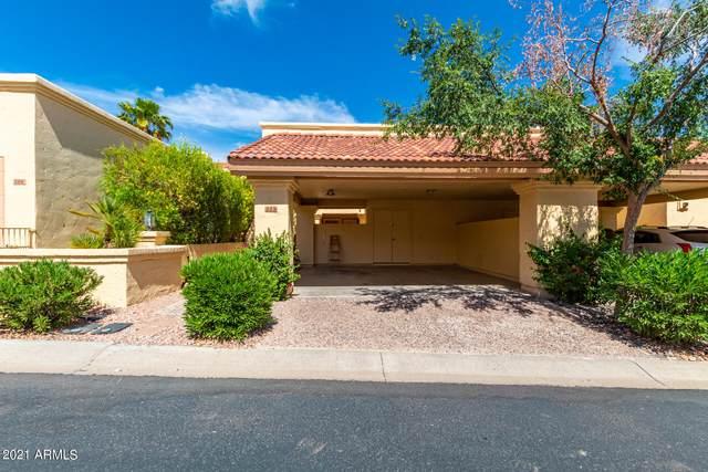 16724 E Gunsight Drive #223, Fountain Hills, AZ 85268 (MLS #6248622) :: Nate Martinez Team