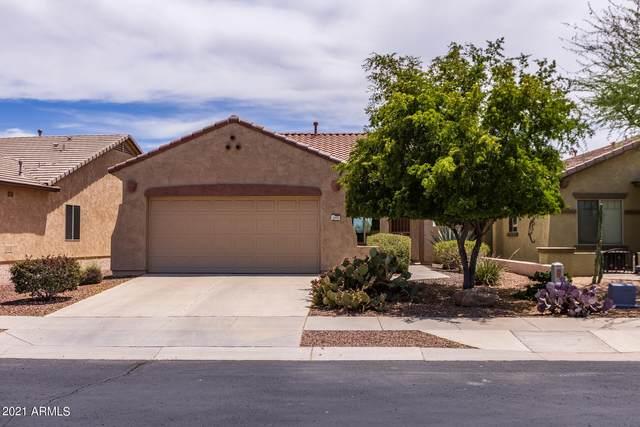 10893 E Peralta Canyon Drive, Gold Canyon, AZ 85118 (MLS #6248650) :: Dave Fernandez Team | HomeSmart