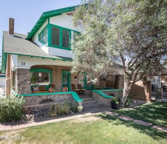 73 W Lewis Avenue, Phoenix, AZ 85003 (MLS #6248652) :: Dave Fernandez Team | HomeSmart