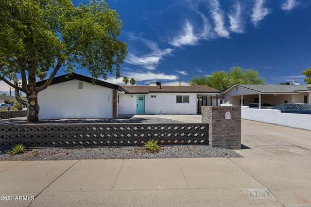 2202 E Delgado Street, Phoenix, AZ 85022 (MLS #6248660) :: Nate Martinez Team