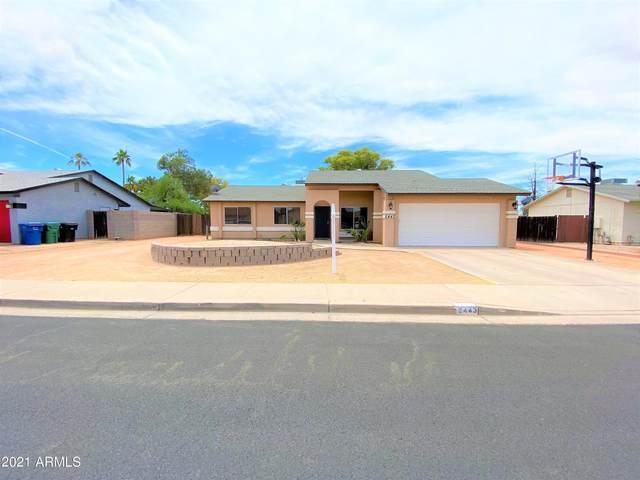 2443 E Dolphin Avenue, Mesa, AZ 85204 (MLS #6248662) :: Yost Realty Group at RE/MAX Casa Grande