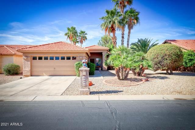 9321 E Nacoma Drive, Sun Lakes, AZ 85248 (MLS #6248666) :: Midland Real Estate Alliance