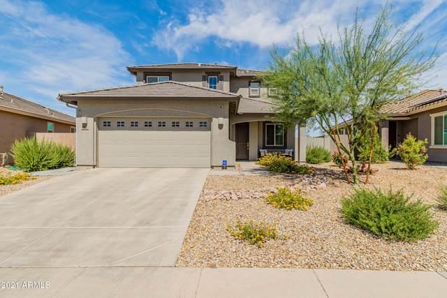658 S 202ND Lane, Buckeye, AZ 85326 (MLS #6248667) :: Klaus Team Real Estate Solutions