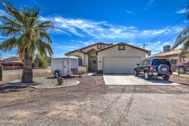 191 N Central Avenue, Florence, AZ 85132 (MLS #6248675) :: CANAM Realty Group