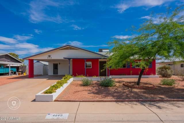4849 W Sandra Terrace, Glendale, AZ 85306 (MLS #6248685) :: Yost Realty Group at RE/MAX Casa Grande
