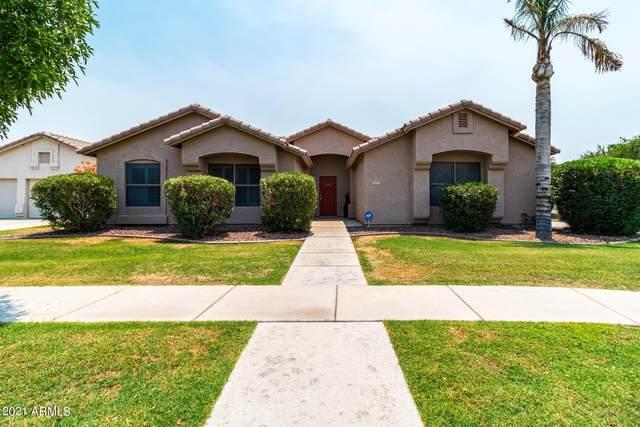 1273 W San Carlos Place, Chandler, AZ 85248 (MLS #6248688) :: Yost Realty Group at RE/MAX Casa Grande