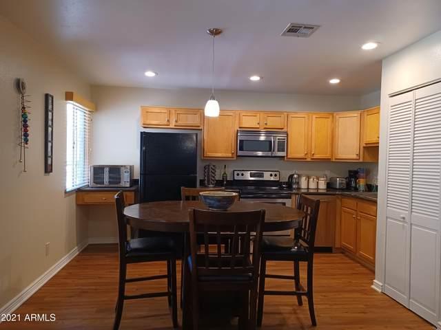 12440 N 20TH Street #125, Phoenix, AZ 85022 (MLS #6248730) :: Arizona Home Group