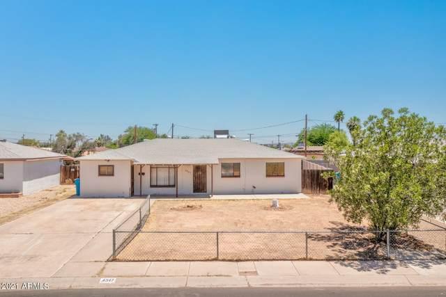 4347 N 49th Drive, Phoenix, AZ 85031 (MLS #6248735) :: Devor Real Estate Associates