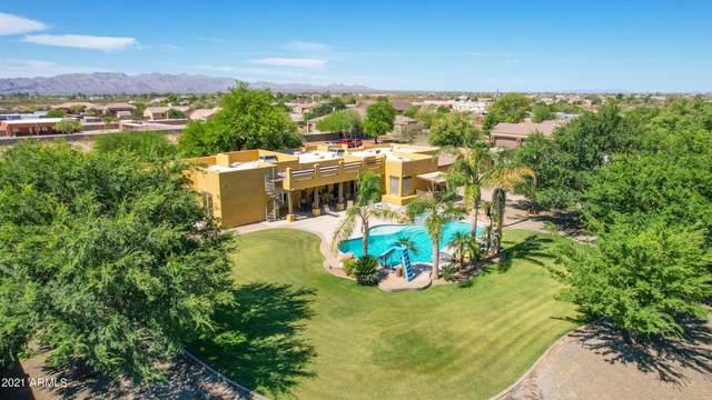 20228 W Hunter Drive, Wittmann, AZ 85361 (MLS #6248745) :: Balboa Realty