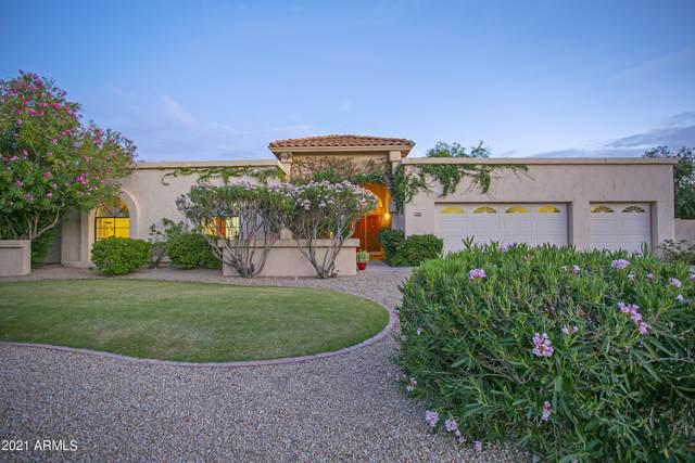 9631 E Corrine Drive, Scottsdale, AZ 85260 (MLS #6248748) :: Yost Realty Group at RE/MAX Casa Grande