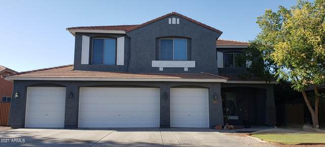 2238 W Angel Way, Queen Creek, AZ 85142 (MLS #6248757) :: The Everest Team at eXp Realty