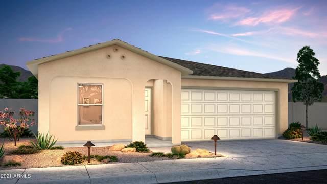 3873 N Ghost Creek Lane, Casa Grande, AZ 85122 (MLS #6248765) :: The Carin Nguyen Team