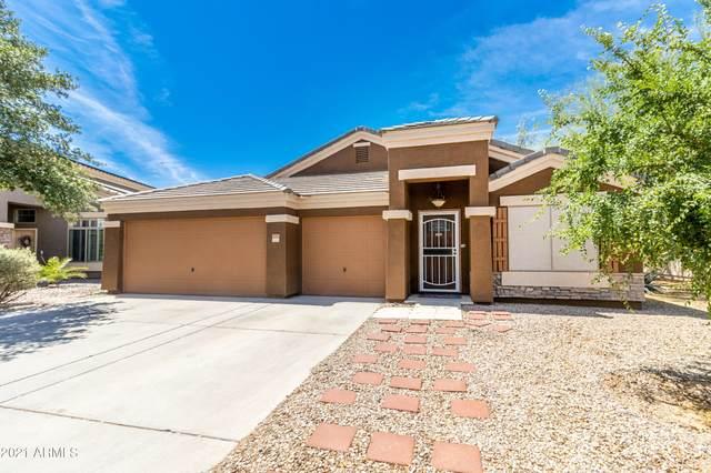 1773 E Cardinal Drive, Casa Grande, AZ 85122 (MLS #6248766) :: Yost Realty Group at RE/MAX Casa Grande