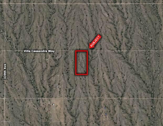 XXXX W Villa Cassandra Way, Wickenburg, AZ 85390 (MLS #6248767) :: Klaus Team Real Estate Solutions