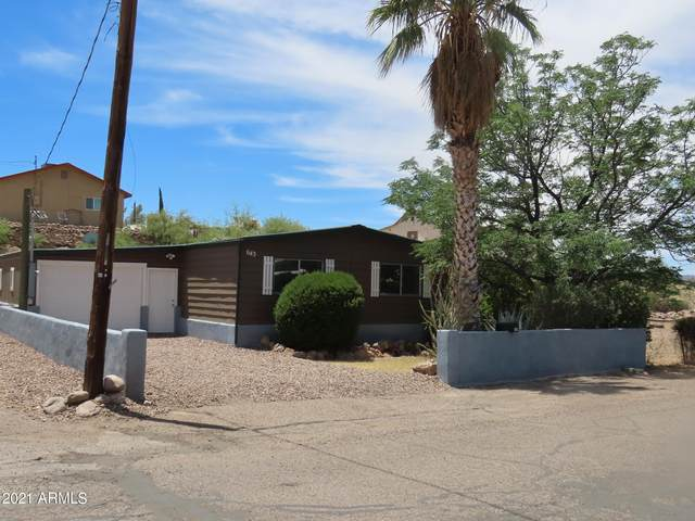 643 W Sonora Street, Superior, AZ 85173 (MLS #6248784) :: Zolin Group
