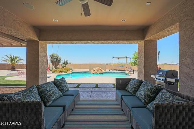 20740 W Madre Del Oro Drive, Wittmann, AZ 85361 (MLS #6248789) :: Executive Realty Advisors