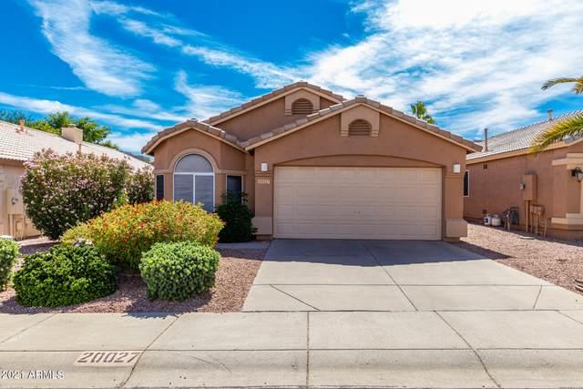 20027 N 22ND Place, Phoenix, AZ 85024 (MLS #6248790) :: Yost Realty Group at RE/MAX Casa Grande