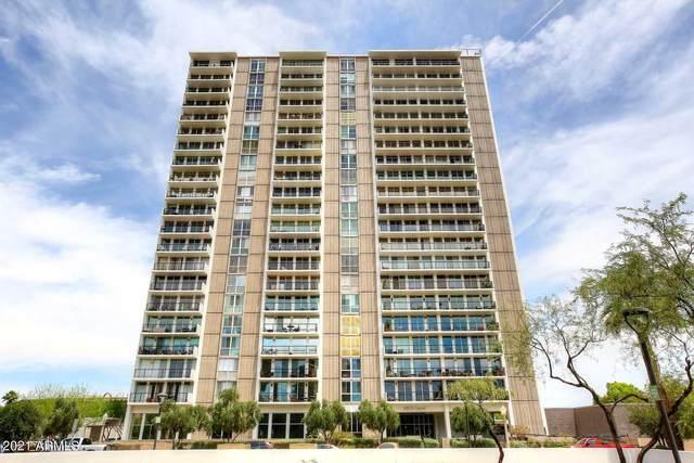 2323 N Central Avenue #306, Phoenix, AZ 85004 (MLS #6248808) :: Synergy Real Estate Partners