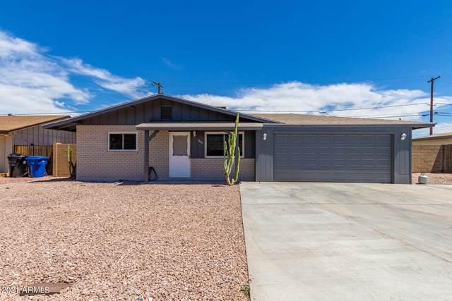 945 N Wedgewood Drive, Mesa, AZ 85203 (MLS #6248809) :: Executive Realty Advisors