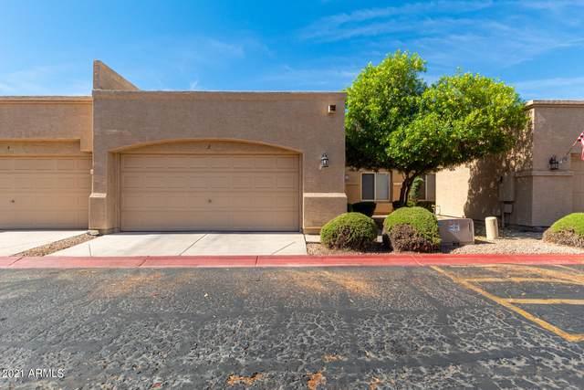 625 N Hamilton Street #3, Chandler, AZ 85225 (MLS #6248828) :: Midland Real Estate Alliance