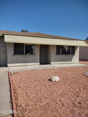 10018 N 97TH Drive B, Peoria, AZ 85345 (MLS #6248834) :: Lucido Agency