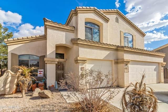 2018 N Parish Lane, Casa Grande, AZ 85122 (MLS #6248848) :: Yost Realty Group at RE/MAX Casa Grande