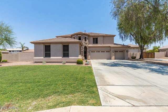 8364 W San Juan Avenue, Glendale, AZ 85305 (MLS #6248859) :: Yost Realty Group at RE/MAX Casa Grande